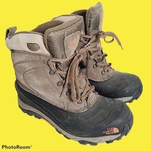 North Face Heat Seeker Waterproof Boots Mens 8.5